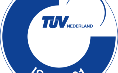 Viverè is ISO 9001 gecertificeerd